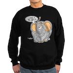 Tubbs - Give Me Pie! Sweatshirt (dark)