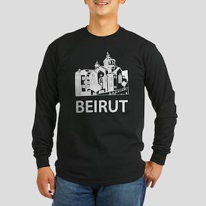 Beirut Long Sleeve Dark T-Shirt