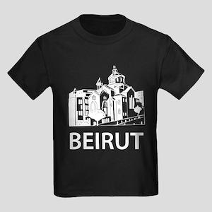 Beirut Kids Dark T-Shirt