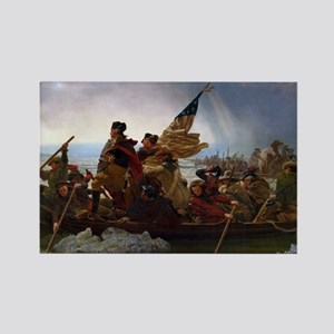 Washington Crossing the Delaware E Gottlie Magnets