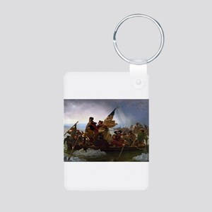 Washington Crossing the Delaware E Gottl Keychains