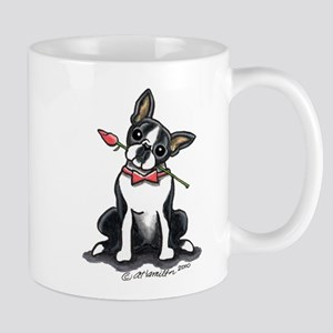 Boston Terrier Sweetheart Mug