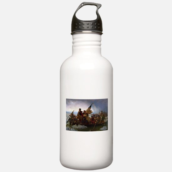 Washington Crossing th Water Bottle