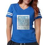Tcne Women's Football T-Shirt