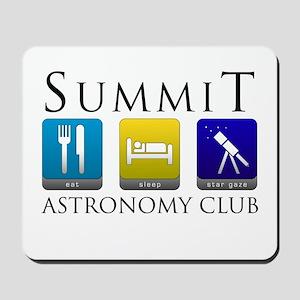 Summit Astronomy Club - Starg Mousepad