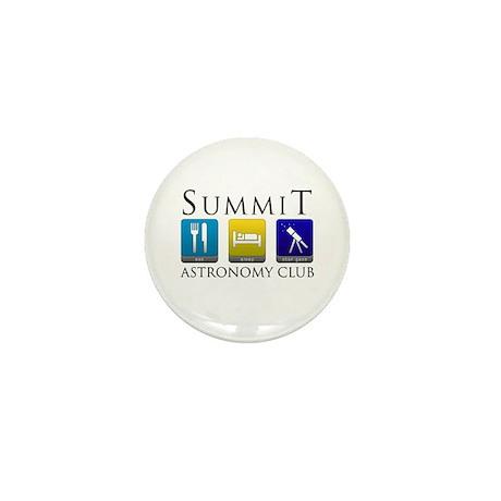 Summit Astronomy Club - Stargaze Mini Button (100