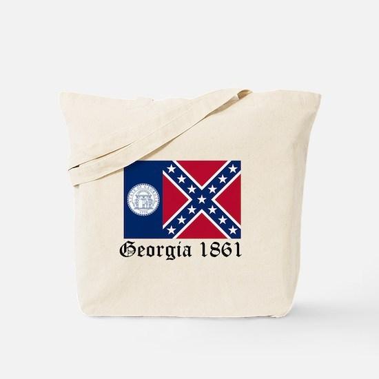 Secede Georgia Tote Bag