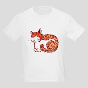 Calico Kitten Kids Light T-Shirt