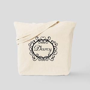 Darcy Jane Austen Fan Tote Bag