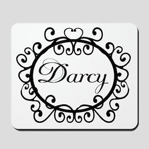 Darcy Jane Austen Fan Mousepad