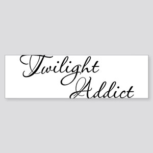 Twilight Addict Sticker (Bumper)