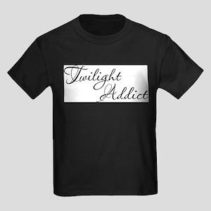 Twilight Addict Kids Dark T-Shirt