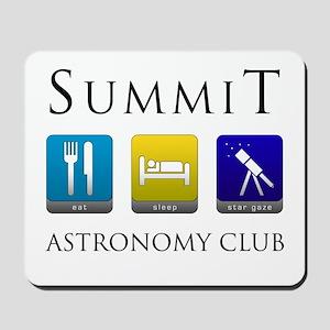 Summit Astronomy Club Mousepad
