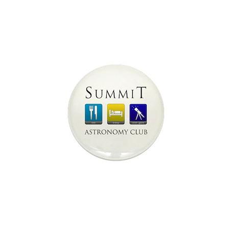 Summit Astronomy Club - Stargaze Mini Button (10 p