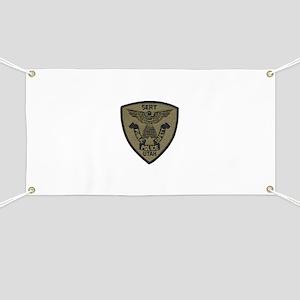 Utah Police SERT Banner