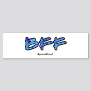 bff Sticker (Bumper)