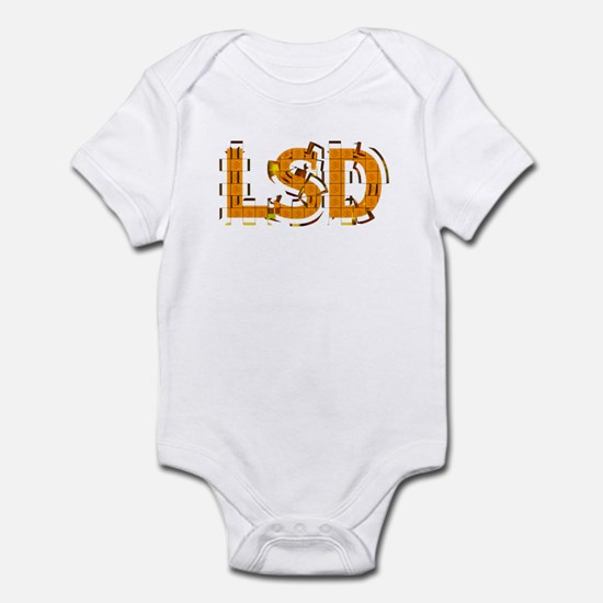 LSD Tabs Infant Bodysuit
