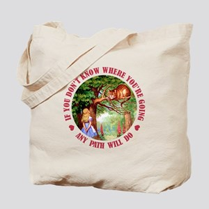 AMY PATH WILL DO Tote Bag