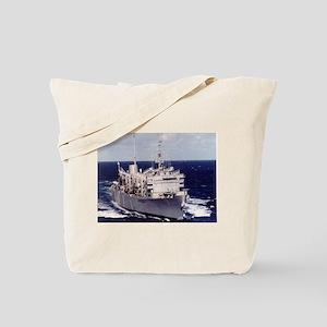 USS Camden AOE 2 Tote Bag