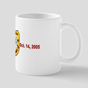 USS Camden AOE 2 Mug