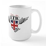 LTR Girl Large Mug