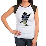 LTT LTR Women's Cap Sleeve T-Shirt
