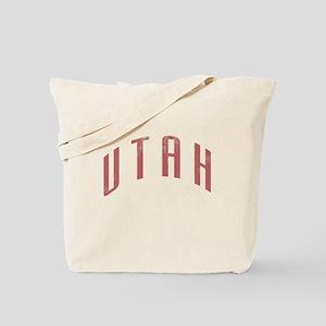 Utah Grunge Tote Bag