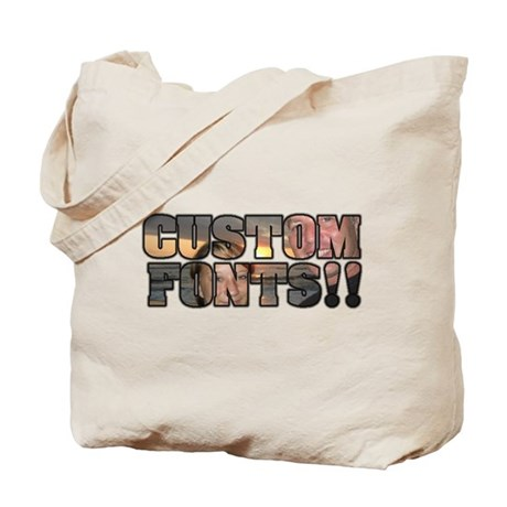 YOUR TITLE HERE Tote Bag