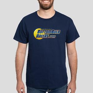 BottomBulbRacers Dark T-Shirt