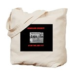 Homeland Security Tote Bag