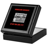 Homeland Security Keepsake Box