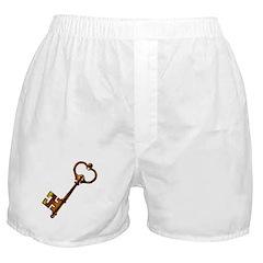 Roman a Clef sans Roman Boxer Shorts