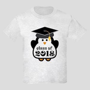 Penguin Class of 2018 Kids Light T-Shirt