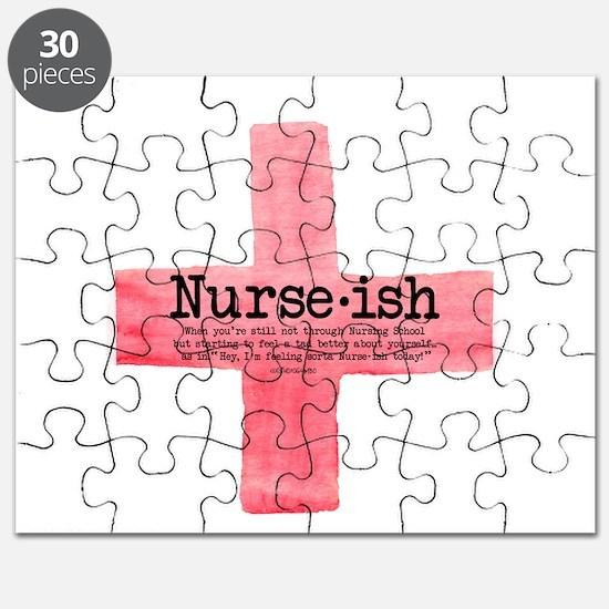 Nurse ish Student Nurse Puzzle