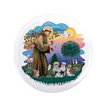 St Francis #2/ Shih Tzus (4) 3.5