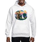 St Francis #2/ S Husky (W) Hooded Sweatshirt