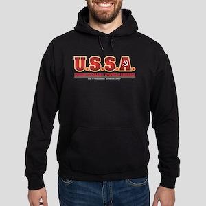 U.S.S.R. Hoodie (dark)