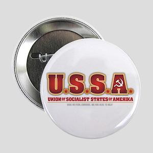 """U.S.S.R. 2.25"""" Button"""