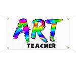 Art Teacher Banner