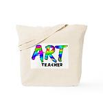 Art Teacher Tote Bag