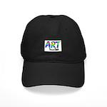 Art Teacher Black Cap