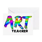 Art Teacher Greeting Cards (Pk of 10)