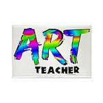 Art Teacher Rectangle Magnet (100 pack)