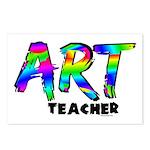 Art Teacher Postcards (Package of 8)