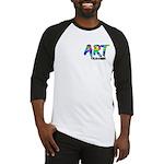 Art Teacher Pocket Image Baseball Jersey