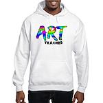 Art Teacher Hooded Sweatshirt