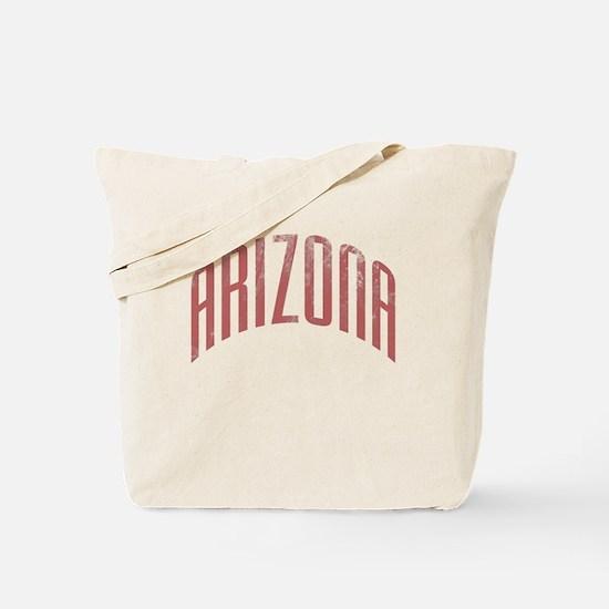 Arizona Grunge Tote Bag