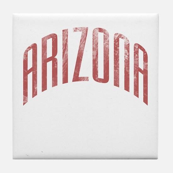 Arizona Grunge Tile Coaster
