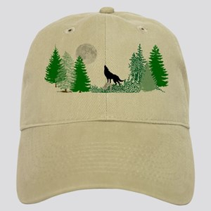 Howling Wolf Cap