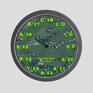 Hexadecimal Wall Clock